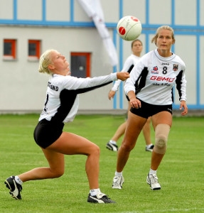 Faustball_Frauen